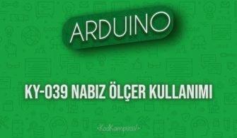 Arduino KY-039 Nabız Ölçer Kullanımı
